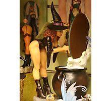 Witch's Brew Photographic Print