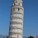 Leaning Tower of Pisa by MelTho