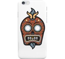 iPhone Art - Sugar Skull 3 iPhone Case/Skin
