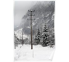 Winter Power Poster