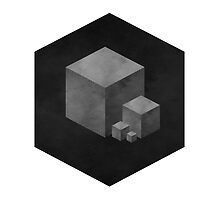 GREY CUBES by byOli