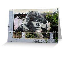 Street Art: global edition # 48 Greeting Card