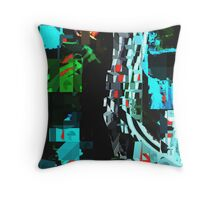 Our Lady of Desolation Throw Pillow