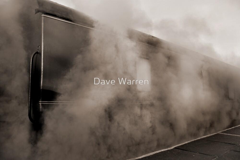 Steam by Dave Warren