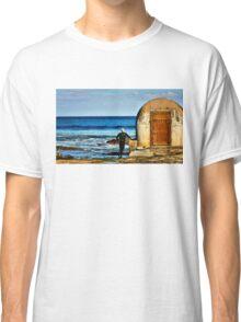 Observation - Newcastle Baths, NSW Australia Classic T-Shirt
