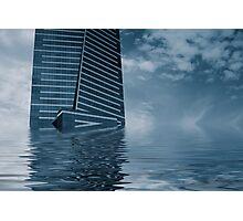 Rising Sea Levels Photographic Print