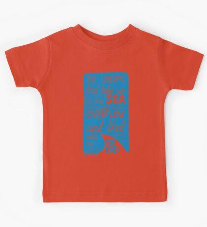 Ezra Furman & the Harpoons - Wild Things Kids Tee