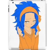 Levy (Bold and Colored) iPad Case/Skin