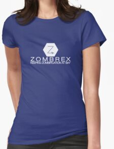 Zombrex - Keeping Zombification at Bay Womens Fitted T-Shirt