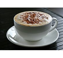 Coffee Obsession Photographic Print