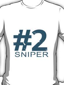 Sniper Number 2 Mug T-Shirt