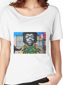 Street Art: global edition # 10 Women's Relaxed Fit T-Shirt
