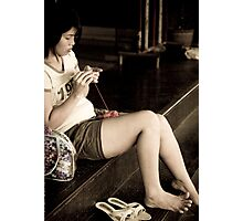 Patpong 'Hooker' Photographic Print