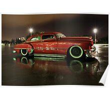 Pontiac 1950 Poster