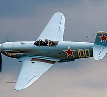 New-build Yakovlev Yak-3UA D-FJAK by Colin Smedley