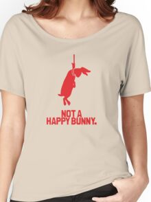 Not a Happy Bunny Women's Relaxed Fit T-Shirt