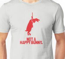 Not a Happy Bunny Unisex T-Shirt