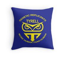 Tyrell Corporation Throw Pillow