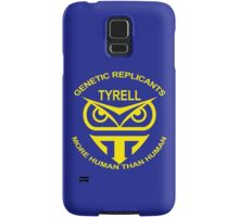Tyrell Corporation Samsung Galaxy Case/Skin