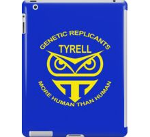Tyrell Corporation iPad Case/Skin