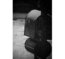 Mailbox Photographic Print