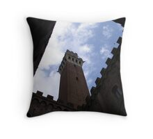 Siena Tower Throw Pillow