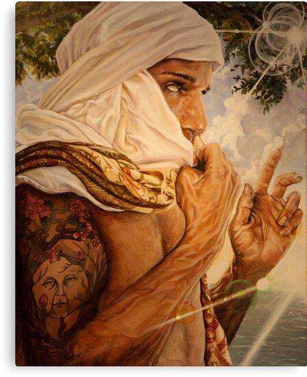 the prudent man by Thomas Acevedo