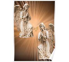 ⊱✿ ✿⊰⊹ PRAYING ANGELS ⊱✿ ✿⊰⊹ Poster