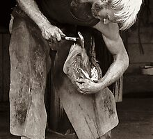 The Farrier by Merritt Brown III