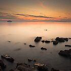 Ayrshire Coast Sunset by Grant Glendinning
