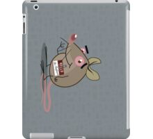 Mr. Elephant iPad Case/Skin