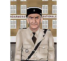 The Policeman Photographic Print