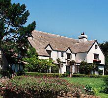 Pelican Inn, Muir Beach, CA by stephen hewitt