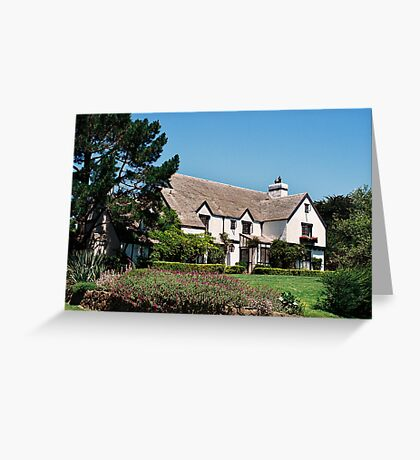 Pelican Inn, Muir Beach, CA Greeting Card