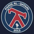 Paris Al-Qatari Football Club by Yao Liang Chua