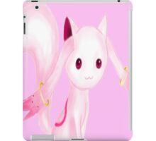 Madoka☆Magica - Kyubey iPad Case/Skin