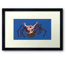 The Crab Thing Framed Print
