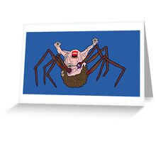 The Crab Thing Greeting Card