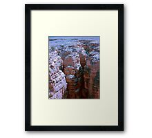 Entrance To The Underworld Framed Print