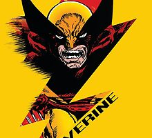The Wolverine by Charlie Mancini