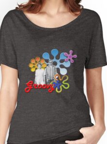 """""""Groovy"""" Women's Relaxed Fit T-Shirt"""