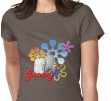 """Groovy"" Womens Fitted T-Shirt"