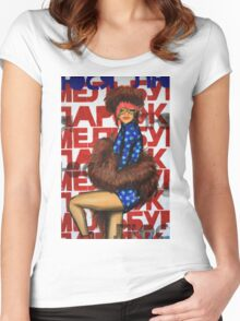 iPhone Case - Russian Doll Women's Fitted Scoop T-Shirt