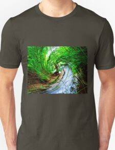 Willow Wizard ~ Commanding the Wave T-Shirt