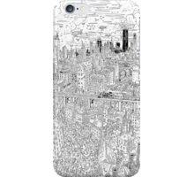 steampunkcity iPhone Case/Skin