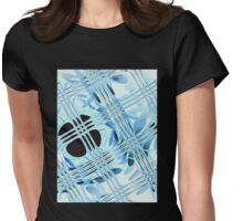 Glimmer Gloss Womens Fitted T-Shirt