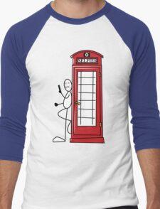 SELFIE  Men's Baseball ¾ T-Shirt