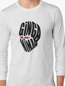 Ginga Ninja Long Sleeve T-Shirt