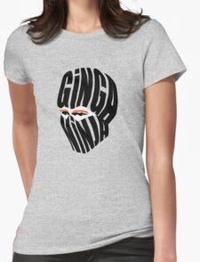 Ginga Ninja Womens Fitted T-Shirt