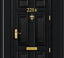 221b Baker Street by SecondArt